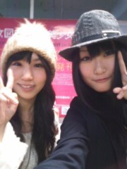 岡 梨紗子 公式ブログ/ラスト 画像3