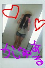 岡 梨紗子 公式ブログ/真夏日らしいぜ 画像1