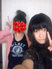 岡 梨紗子 公式ブログ/自宅で 画像3