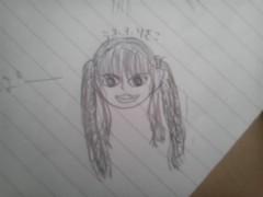 岡 梨紗子 公式ブログ/似顔絵 画像2