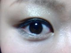 岡 梨紗子 公式ブログ/カラコン 画像1