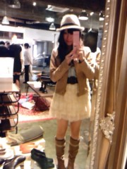 岡 梨紗子 公式ブログ/撮影写真 画像2