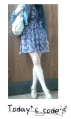 岡 梨紗子 公式ブログ/しふくだよ 画像1