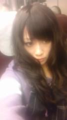 岡 梨紗子 公式ブログ/移動中 画像2