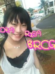 岡 梨紗子 公式ブログ/おはです 画像1
