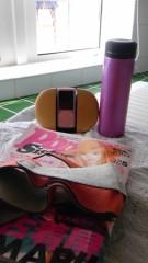 岡 梨紗子 公式ブログ/半身浴とソロ 画像1