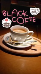 岡 梨紗子 公式ブログ/inカフェ 画像1