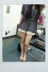 岡 梨紗子 公式ブログ/衣装とメイク 画像1