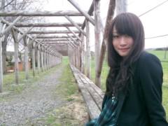 岡 梨紗子 公式ブログ/今日も(≧∇≦) 画像2