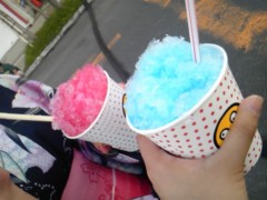 岡 梨紗子 公式ブログ/変色! 画像1