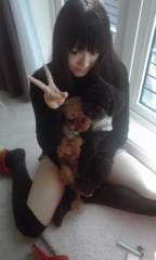 岡 梨紗子 公式ブログ/わんころん 画像2