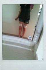 岡 梨紗子 公式ブログ/声が…(;つД`) 画像1