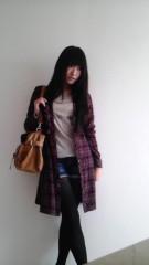 岡 梨紗子 公式ブログ/しふく&すっぴん 画像1