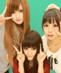 岡 梨紗子 公式ブログ/女同士もいいもんだ( ̄ー ̄) 画像1