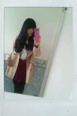 岡 梨紗子 公式ブログ/撮影でーす! 画像1