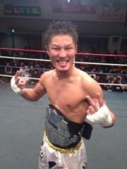 藤井悠矢 公式ブログ/NJKFスーパーフェザー級チャンピォン 画像1