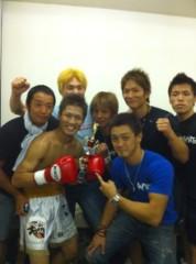 藤井悠矢 公式ブログ/死にかけのホーミーSへ 画像1