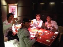 藤井悠矢 公式ブログ/念願の焼き肉club 画像1