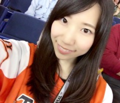 友田里奈 公式ブログ/5/27 巨人vs阪神 画像1