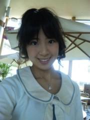 朝丘マミ 公式ブログ/温州みかんエキス入りいろはす 画像2