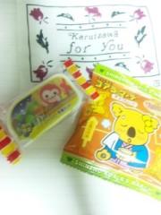 朝丘マミ 公式ブログ/2010-08-16 23:21:03 画像2