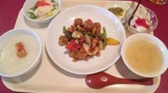 木村亜梨沙 公式ブログ/食べブロ化? 画像1