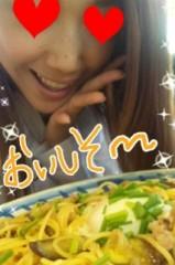 木村亜梨沙 公式ブログ/幸せ顔〜牛肉とナスの和風醤油パスタ〜 画像2