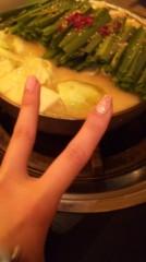 木村亜梨沙 公式ブログ/大好きなもつ鍋 画像1