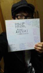 KAZUKI 公式ブログ/勉強!告知! 画像2