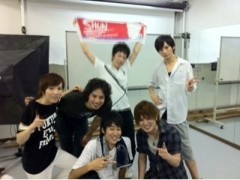 KAZUKI 公式ブログ/SHINJI君と心理! 画像1