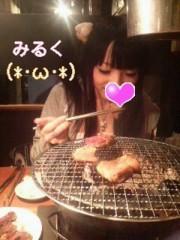 いとうみるく 公式ブログ/焼肉っ\(^o^)/ 画像1