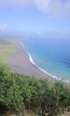 玉城デニー 公式ブログ/硫黄島へ 画像1