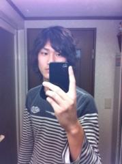 岸本侑志 公式ブログ/初です^^ 画像1