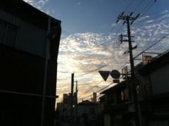 岸本侑志 公式ブログ/おはよーございます☆ 画像1