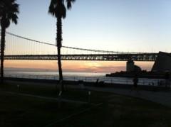 岸本侑志 公式ブログ/明石海峡大橋( ̄▽ ̄) 画像2