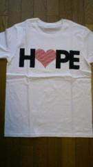 小田美夢 公式ブログ/チャリティーTシャツが届いたよ! 画像1