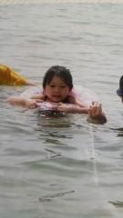 小田美夢 公式ブログ/今年初のプール? 画像1
