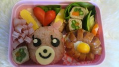 小田美夢 プライベート画像 お弁当