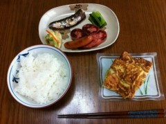 蝦名 恵 公式ブログ/早起き 画像1