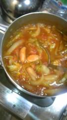 角田奈穂 公式ブログ/トマトは食べれないけど、液体は平気なの☆ 画像1