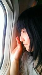 濱地恵 公式ブログ/『飛行機に乗って〜@はまち』 画像1