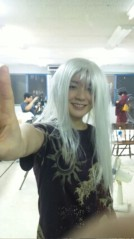 濱地恵 公式ブログ/『暑いので、、、@はまち』 画像1