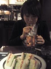 コジちゃん(ムシャムシャ) 公式ブログ/お茶??食事??? 画像2