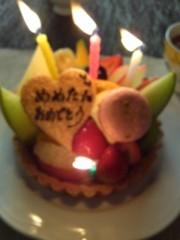 コジちゃん(ムシャムシャ) 公式ブログ/happy birthday 画像1