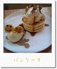 コジちゃん(ムシャムシャ) 公式ブログ/パンケーキ☆ 画像1