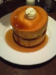 コジちゃん(ムシャムシャ) 公式ブログ/パンケーキ☆ 画像2