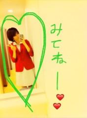 田中優夏 公式ブログ/収録!!! 画像1