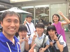 DJキノポップ 公式ブログ/職場体験♪ 画像1