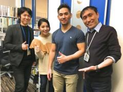 DJキノポップ 公式ブログ/中孝介さん&城南海さん 画像3