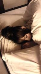 手島優 公式ブログ/完全なる寝顔。 画像2